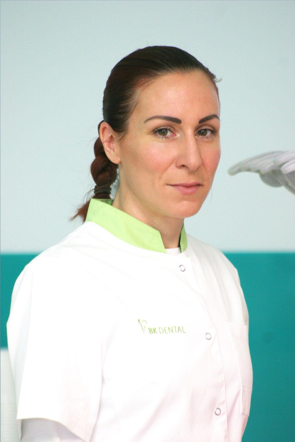 Barbara Krajnc, dr.dent.med.