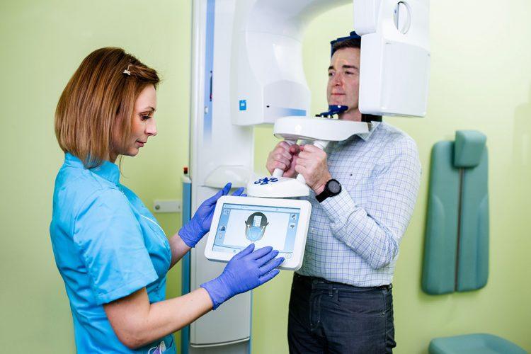 3D zobni rentgen